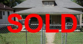 2129 Mississippi Ave Knoxville, TN 37921<br />***SOLD***